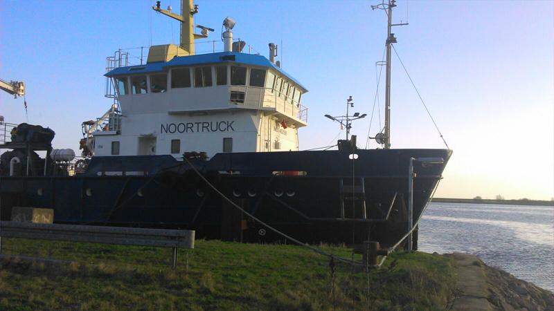NOORTRUCK Supply Vessel