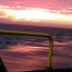 Nordsee Munition Sonnenuntergang