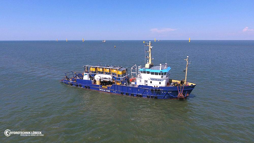 Offshore Windpark Nordergründe