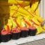 Bohrinsel Mittelplate Ölwehr Container