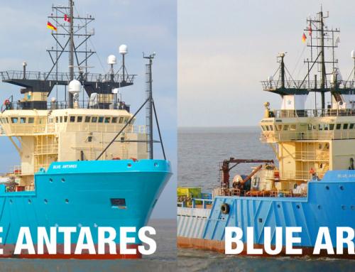 2 ships for the Arkona Becken southeast